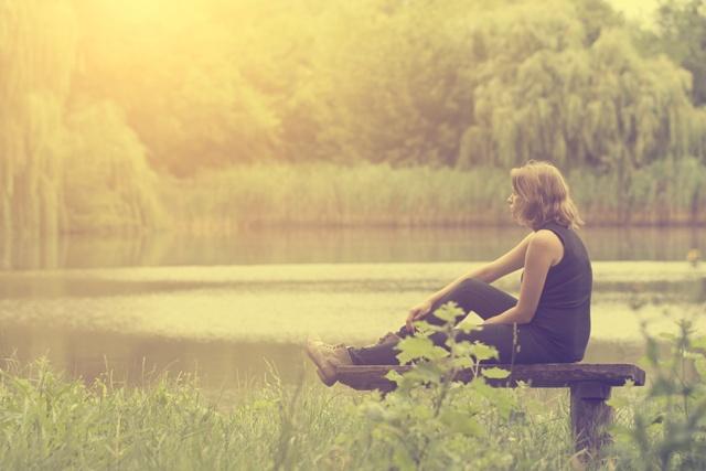 Kognitiv terapi er å bli oppmerksom på egne negative tanker og automatiske tankemønstre,