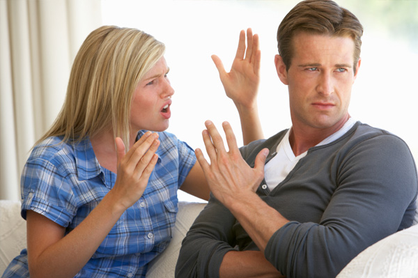 Samlivsproblemer, stress og immunforsvar